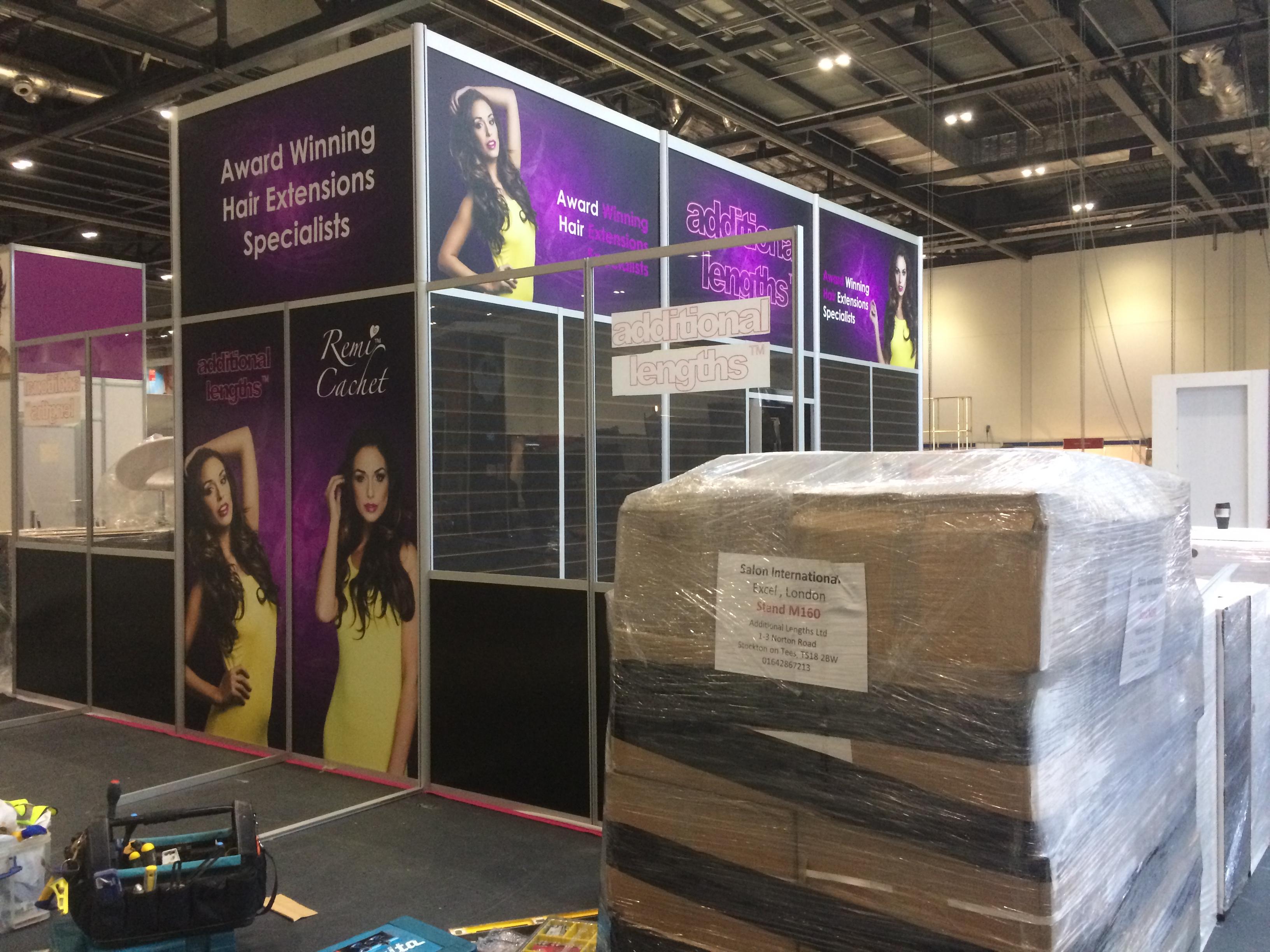 Exhibition Stand Logistics : Exhibition freighting logistics & event transport services ebiss uk