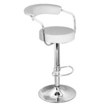 Medium Back White stools