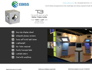 EBISS T3 Website
