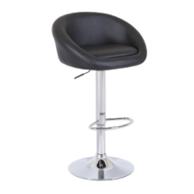 Low Back Black stools