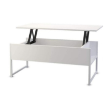 Coffee Table & Storage - Open