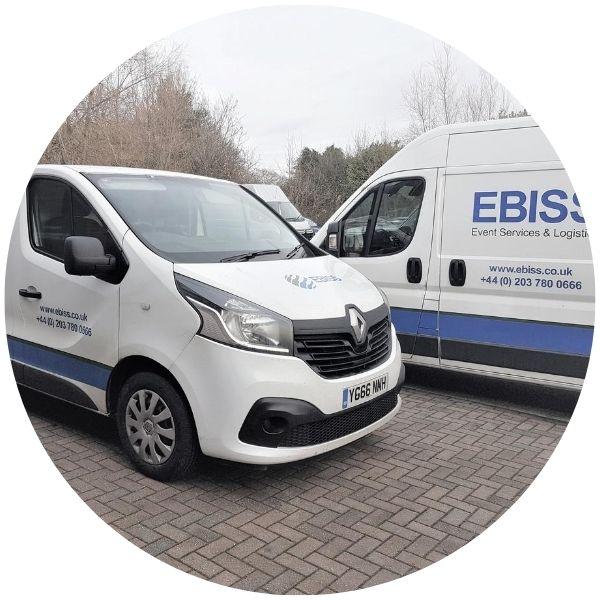 EBISS Exhibition & Event Logistics